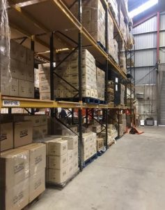 Pallet Storage & Forwarding